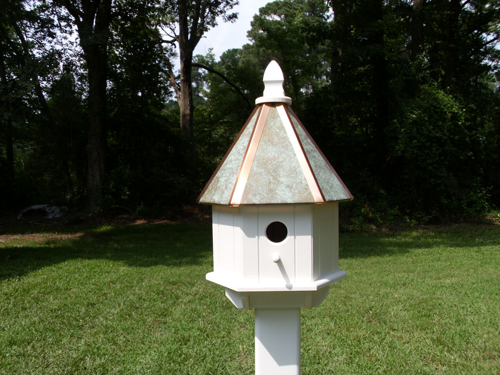 Octagonal Bird House Plans House Design Plans