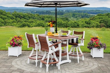 Backyard Ect Amish Made Poly Outdoor Furniture